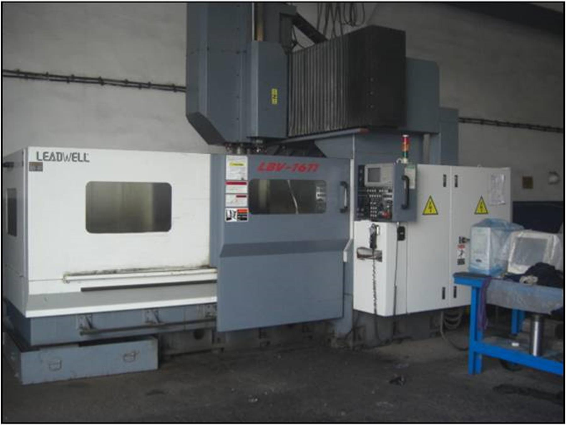 LEADWELL CNC VERTICAL